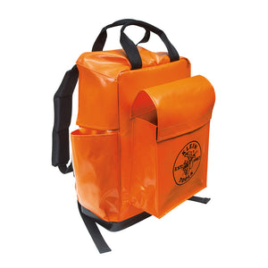 Lineman Backpack Orange