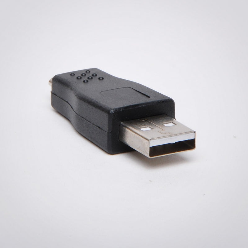 USB Type A Male to Micro-USB Male Adapter