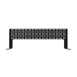 Kendall Howard 1U Cable Lacing Shelf