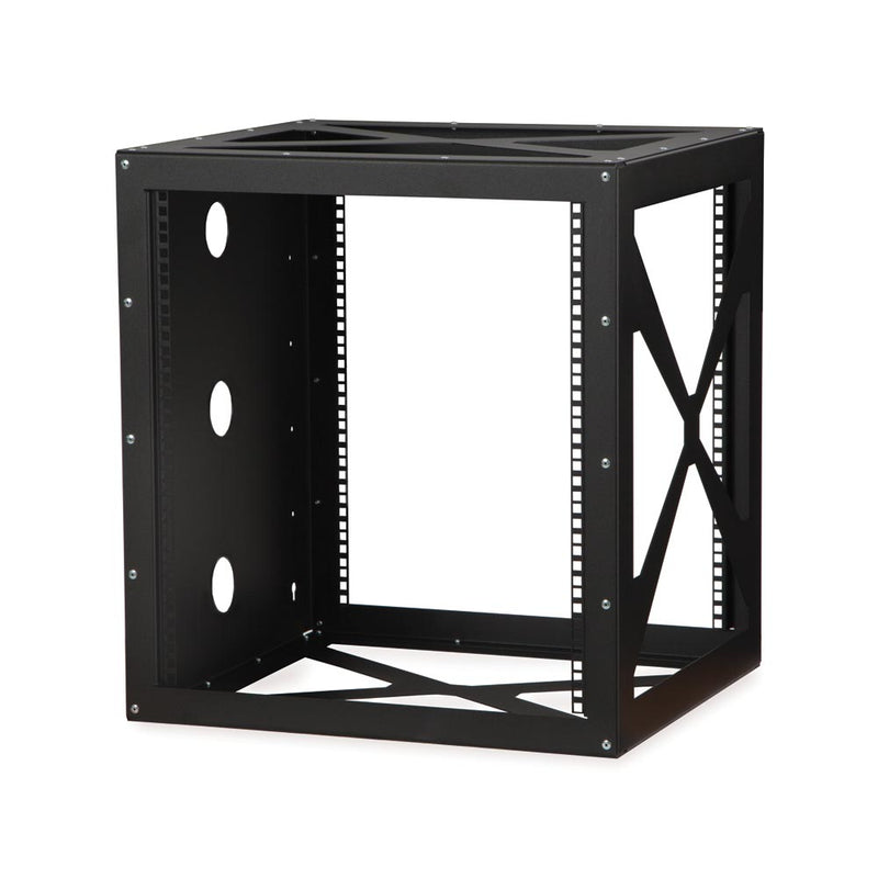 Kendall Howard 12 Unit (12U) Wall Mount Rack - Side Load
