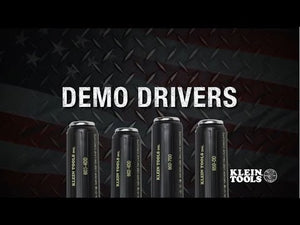Klein Tools 32008 Demolition Driver Set