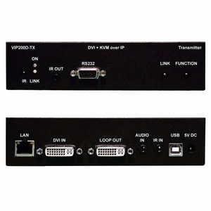 PureLink AV DVI and USB/KVM over IP Distribution System