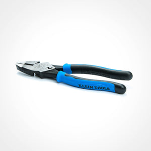 Klein Tools J2000-9NECR 9 Inch Journeyman High-Leverage Side-Cutting Pliers
