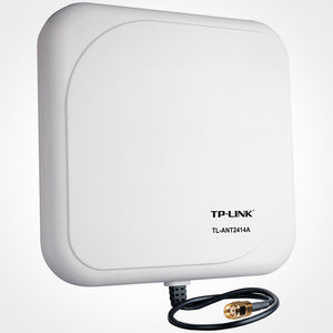 TP-Link TL-ANT2414A 2.4 GHz 14 dBi Directional Antenna (SMA Connector)