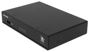Single Link POE DVI & USB Extender over IP with US power lead/ PSU
