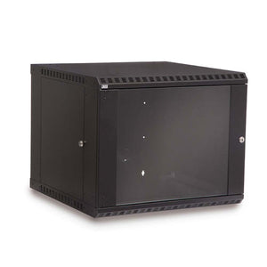 Kendall Howard 9 Unit (9U) Fixed Wall Mount Cabinet