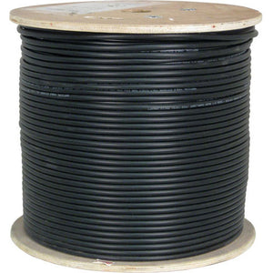 Vertical Bulk Cable 064 Series 1000ft Cat6A - Black