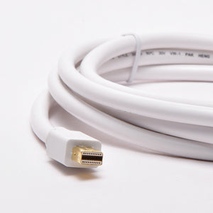 6ft Mini DisplayPort to DVI Adapter Cable alt view1