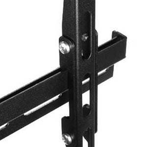Low Profile Fixed TV Wall Mount Bracket - 23 to 50 Inch Screens Zoom View