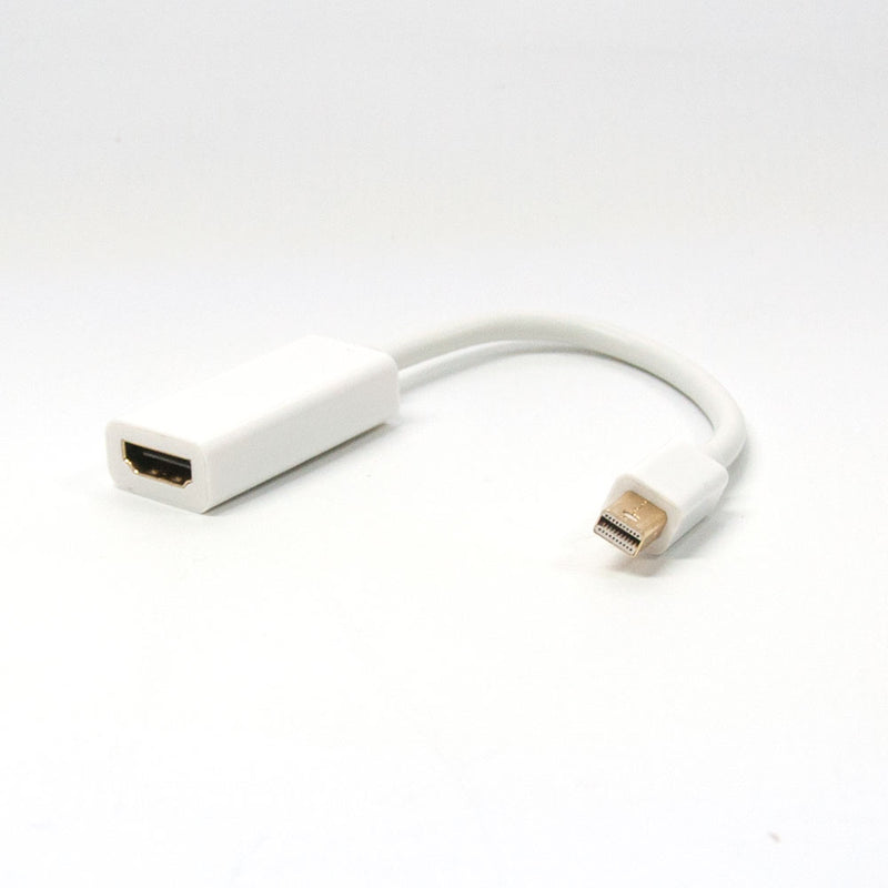 NetStrand Mini DisplayPort to HDMI Adapter with Audio Support
