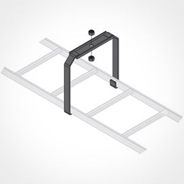 CLB-CSB-W18 18 Inch Center Support Bracket