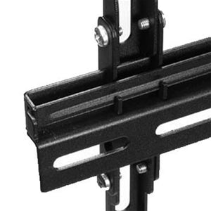 Low Profile Fixed TV Wall Mount Bracket - 23 to 50 Inch Screens Zoom Alternative View