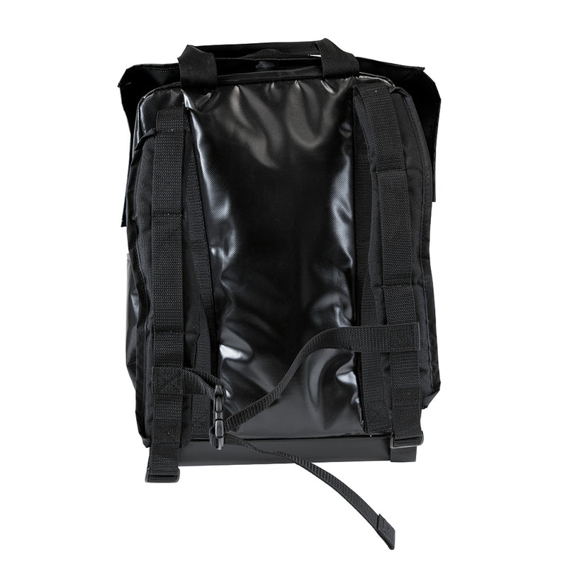 Klein Tools 5185BLK Lineman Backpack Black