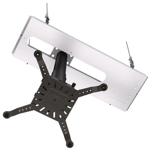 Crimson-AV JKS-11A Suspended Ceiling Projector Kit with JR Universal Adapter
