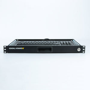Kendall Howard 1910-3-002-01 Rack Mount Keyboard Tray Image 4
