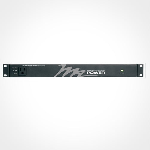 Middle Atlantic PD-915R-PL Rackmount Power - 9 Outlet 15A Basic Surge