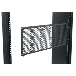 Middle Atlantic Hinged Accessory Mounting Panel - 4 Space