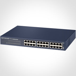 NETGEAR JFS524 ProSafe 24-Port 10/100 Fast Ethernet Switch
