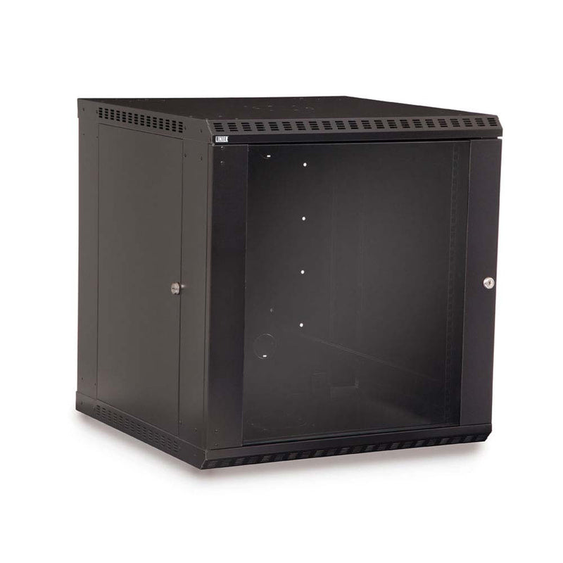 Kendall Howard 12 Unit (12U) Fixed Wall Mount Cabinet