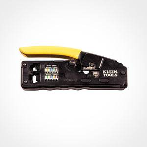 Klein Tools Compact Ratcheting Modular Crimper