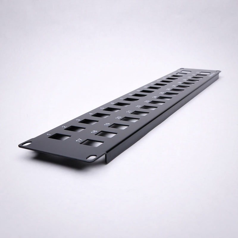 Blank Patch Panel