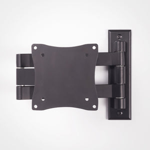 Monitor Mount Bracket - 13-23 Inch 33lb 3 Way Adjustable, Black Image 2 at FireFold.com