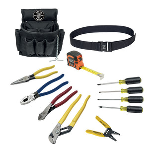 12 Piece Electrician Tool Set