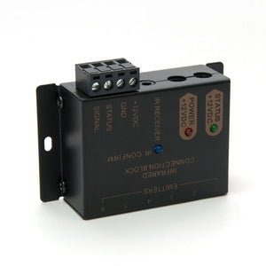 NetStrand IR Repeater System Block