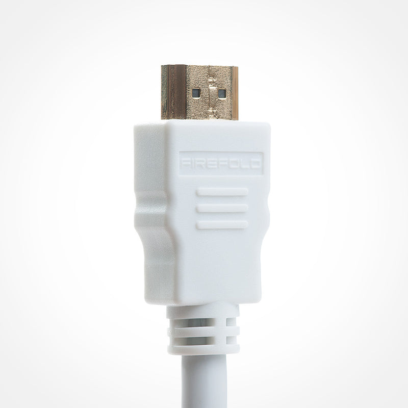 HDMI Cable - High Speed with Ethernet 28AWG 3D Ready M/M