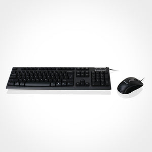 IOGEAR Spill-Resistant Keyboard and Mouse Combo Image 2