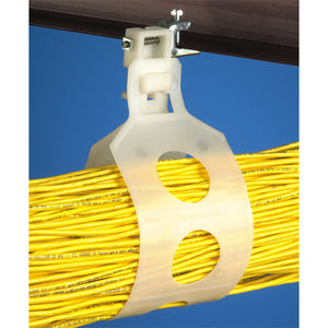 Arlington TL20P The LOOP 2 Inch Cable Support - UV Rated Image 3