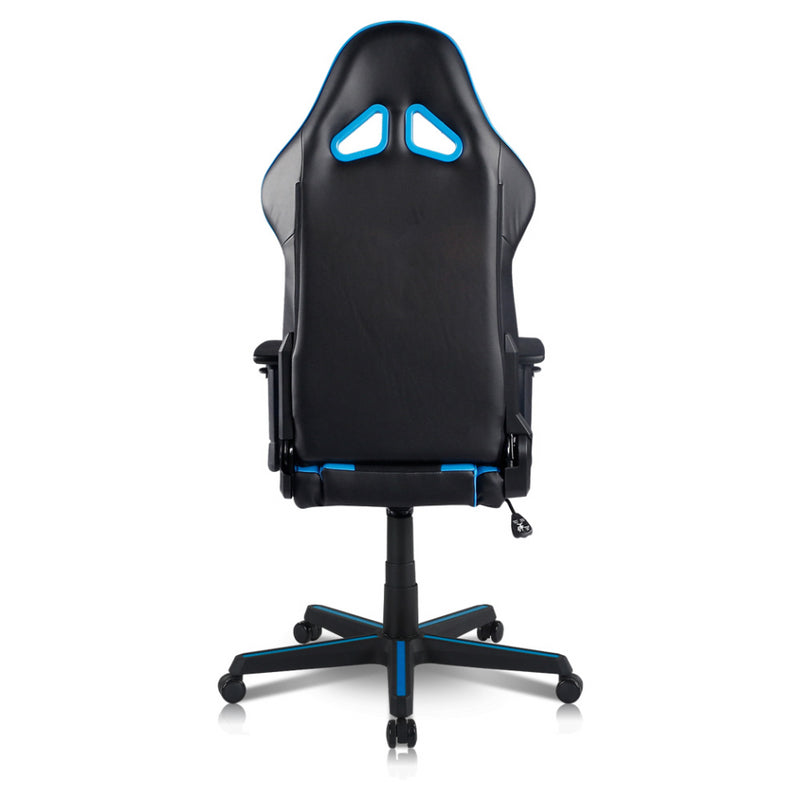 DXRacer Racing Series Conventional Strong Mesh and PU Leather Gaming Chair, OH/RAA106/NB