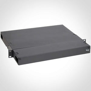 ICC Slide Out Fiber Optic Rack Enclosure, 3 Panel