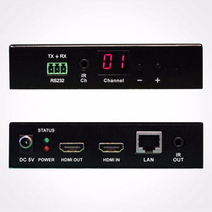 PureLink AV HDMI over IP Transmitter (Encoder) with PoE