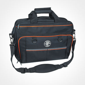 The Klein Tools Tradesman Pro Organizer Tech Bag