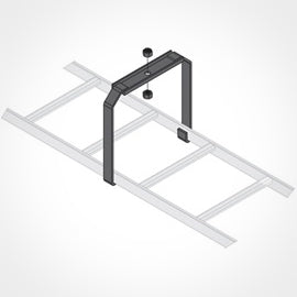 CLB-CSB-W24 24 Inch Center Support Bracket