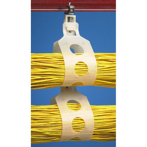 Arlington TL20P The LOOP 2 Inch Cable Support - UV Rated Image 2