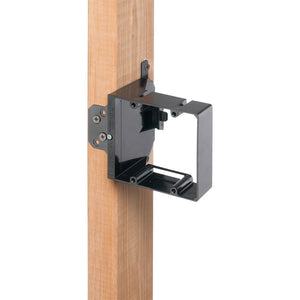 Arlington LVA2 Adjustable Depth Mounting Bracket, Dual Gang Image 2