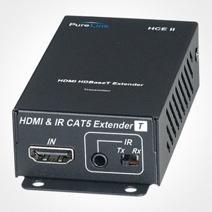 PureLink 4K HDMI over HDBaseT Extension System Front View