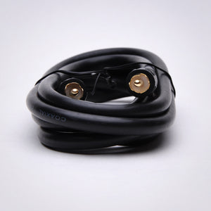 Digital Coaxial Subwoofer Cable - Mono RCA Front View