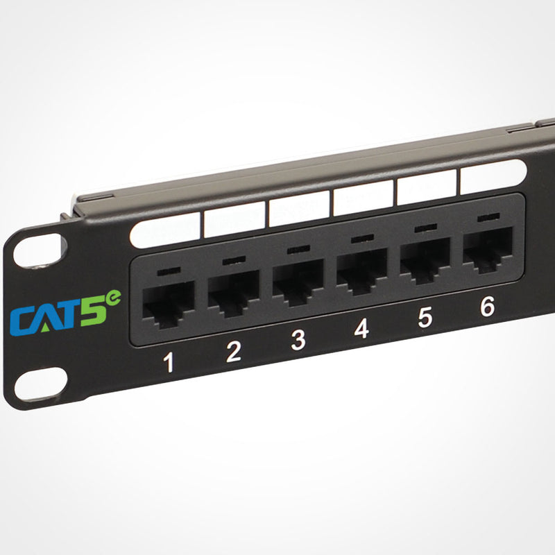 ICC Cat5E Patch Panel - UL