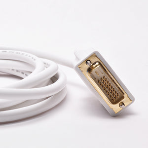 10ft Mini DisplayPort to DVI Adapter Cable alt view2