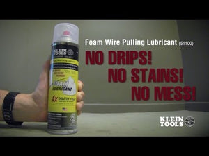 Klein Tools 51100 Foam Wire Pulling Lubricant