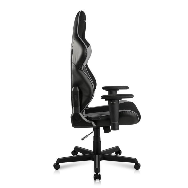 DXRacer Racing Series Conventional Strong Mesh and PU Leather Gaming Chair, OH/RAA106/NG