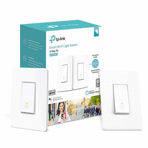 TP-Link HS210 KIT Kasa Smart Wi-Fi Light Switch, 3-Way Kit