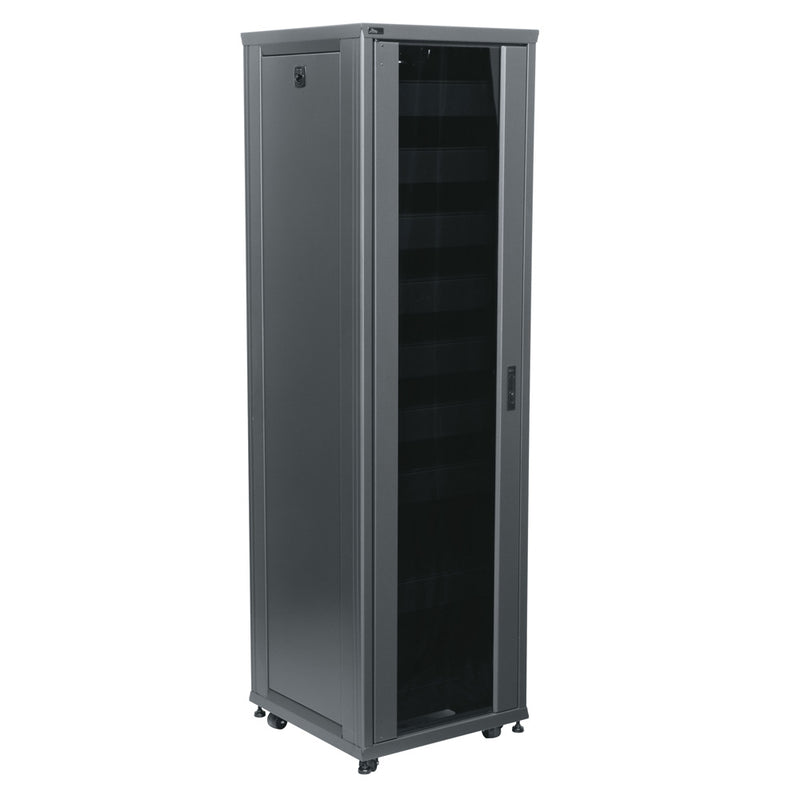Middle Atlantic 42U 24 Inch Deep Pre-Configured Residential Enclosure