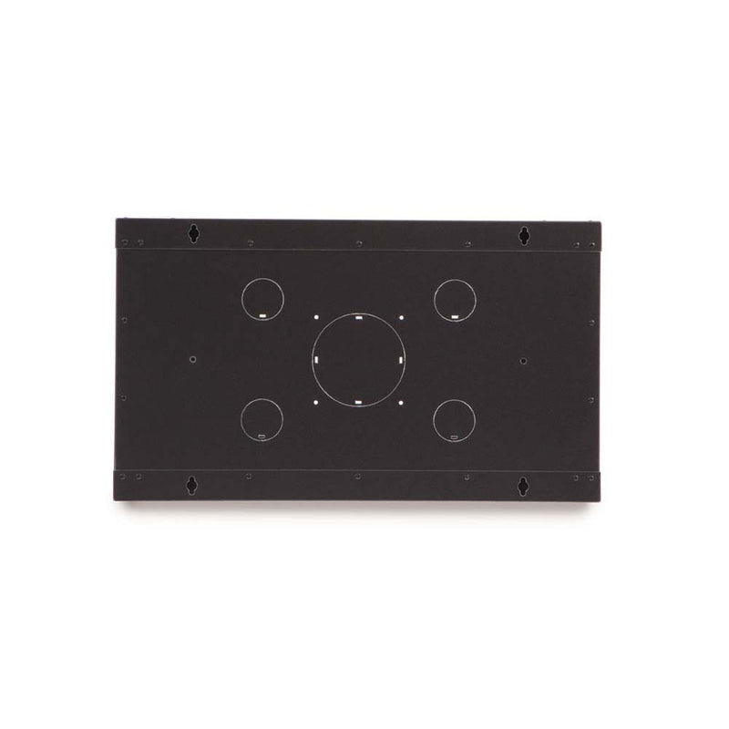 Kendall Howard 6 Unit (6U) Fixed Wall Mount Cabinet