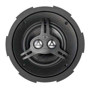 Current Audio Platinum Series CS654DBFL 6.5 Low Profile In-ceiling Loudspeaker Pair