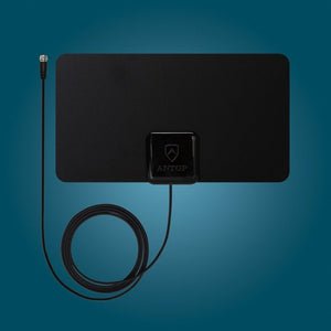 ANTOP Antenna Inc. AT-108 Paper-Thin AT-108 Indoor HDTV Antenna