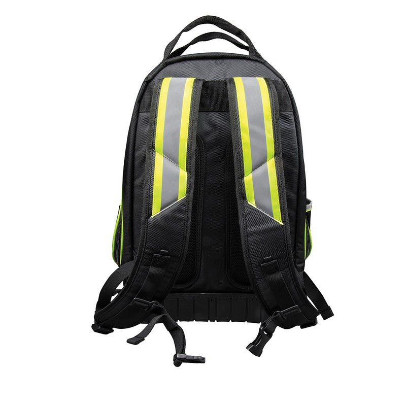 Klein Tools 55597 Tradesman Pro™ High Visibility Backpack